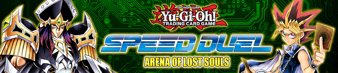 Yu-Gi-Oh! - Speed Duel: Arena of Lost Souls