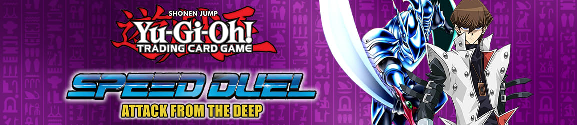 Speed Duel: Attack from the Deep - Yu-Gi-Oh!