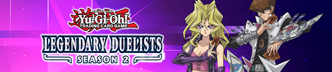 Yu-Gi-Oh! - Legendary Duelists: Season 2