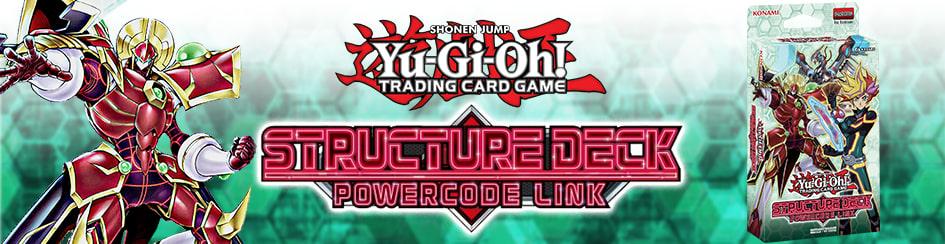 Yugioh - Powercode Link