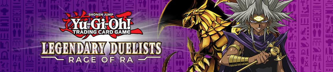 Yu-Gi-Oh! - Legendary Duelists: Rage of Ra