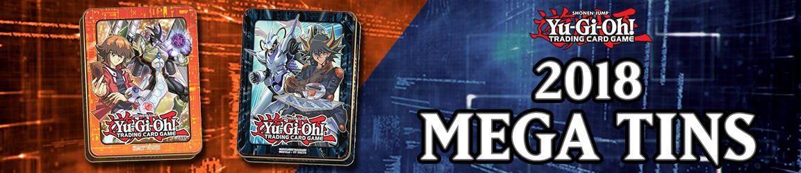 Yu-Gi-Oh! - 2018 Mega Tins