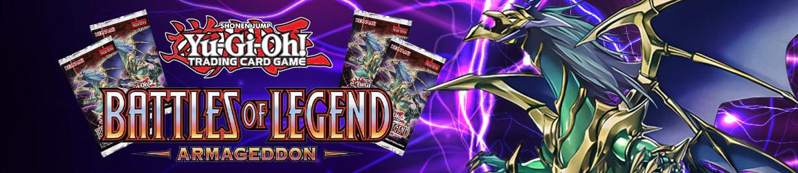 Yu-Gi-Oh! - Battles of Legend - Armageddon
