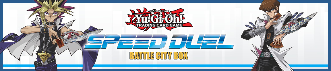Yu-Gi-Oh! - Starter Deck: Speed Duel - Battle City Box