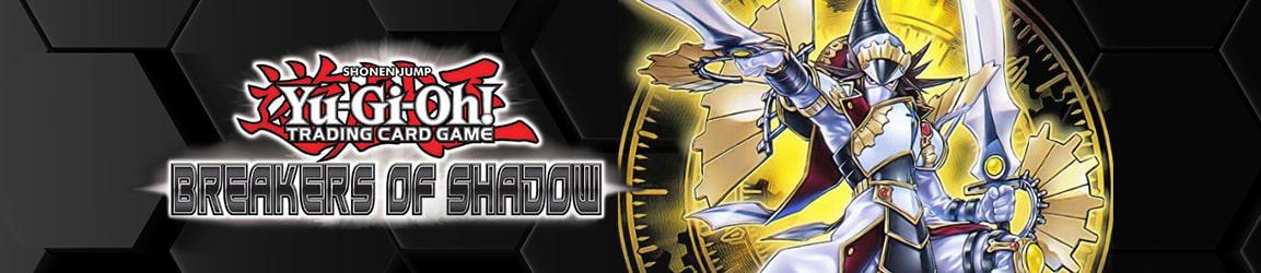 Yu-Gi-Oh! - Breakers of Shadow