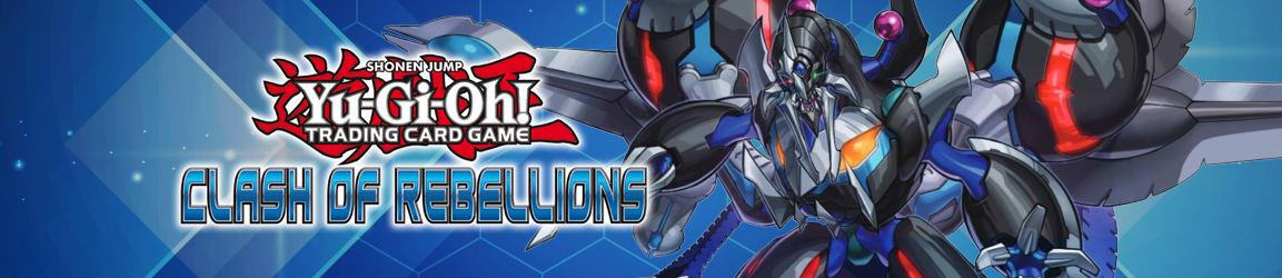 Yu-Gi-Oh! - Clash of Rebellions