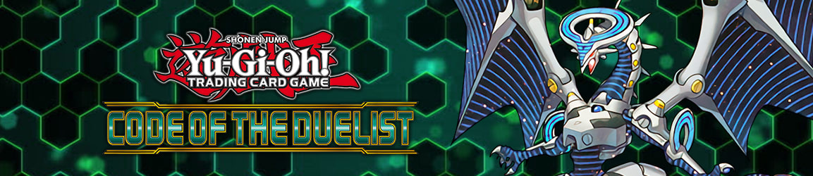 Yu-Gi-Oh! - Code of the Duelist