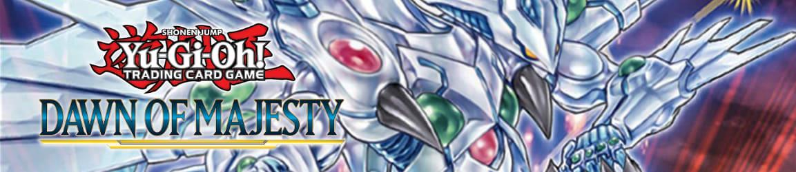 Yu-Gi-Oh! - Dawn of Majesty