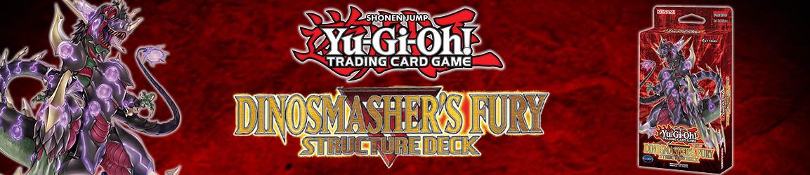 Yugioh - Dinosmasher's Fury