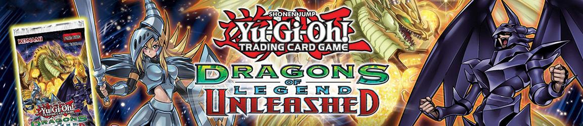Yu-Gi-Oh! - Dragons of Legend: Unleashed