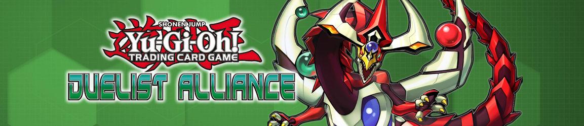 Yu-Gi-Oh! - Duelist Alliance