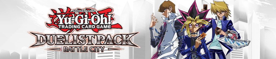 Yugioh - Duelist Pack Battle City