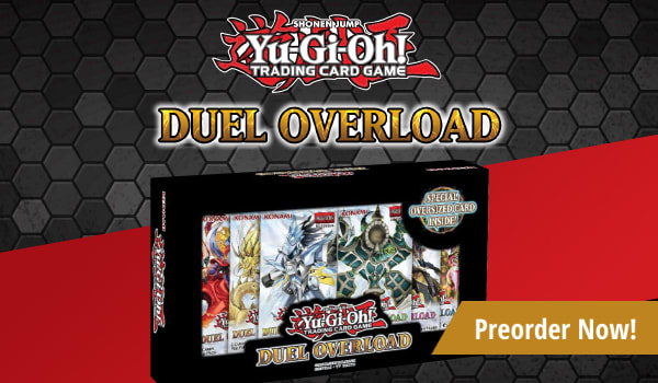 Preorder Duel Overload Today!