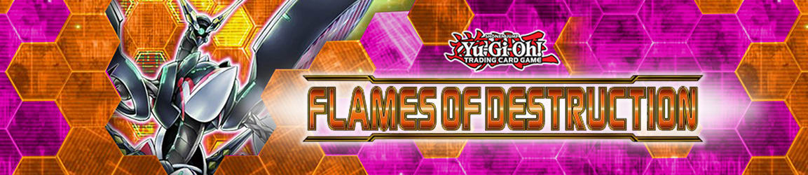 Yugioh - Flames of Destruction