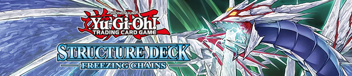 Yu-Gi-Oh! - Structure Deck Freezing Chains