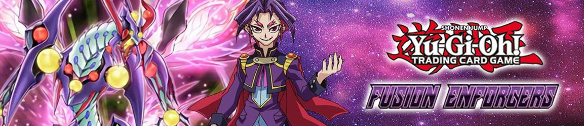 Yu-Gi-Oh! - Fusion Enforcers