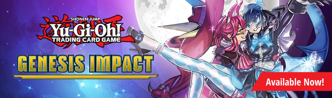 Genesis Impact available now!