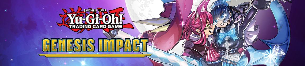 Yu-Gi-Oh! - Genesis Impact