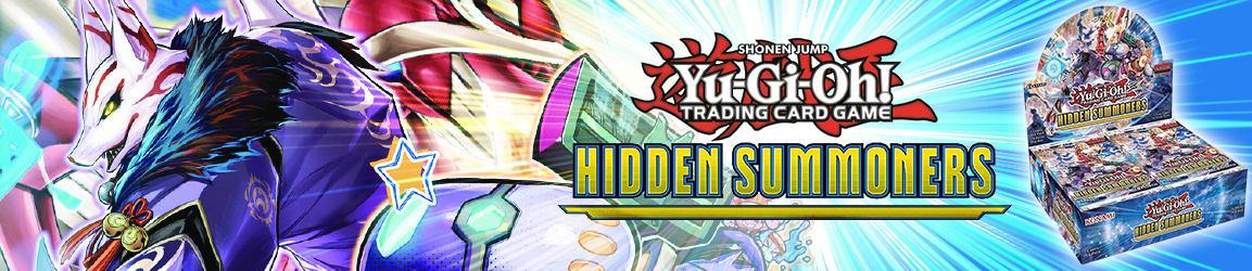 Yu-Gi-Oh! - Hidden Summoners