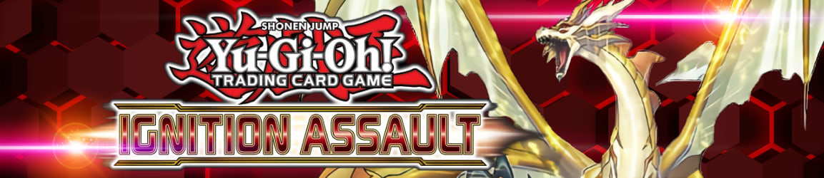 Yu-Gi-Oh! - Ignition Assault