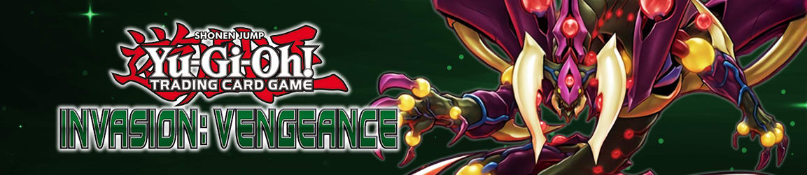 Yu-Gi-Oh! - Invasion: Vengeance