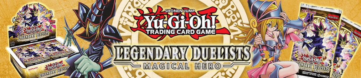 Yu-Gi-Oh! - Legendary Duelists: Magical Hero