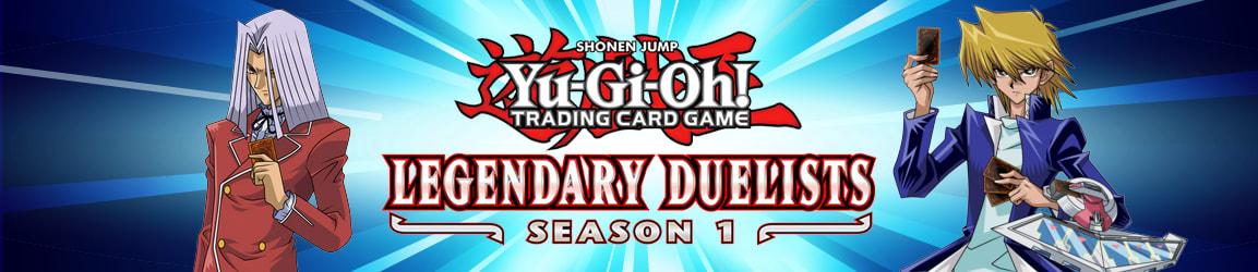 Yu-Gi-Oh! - Legendary Duelists: Season 1