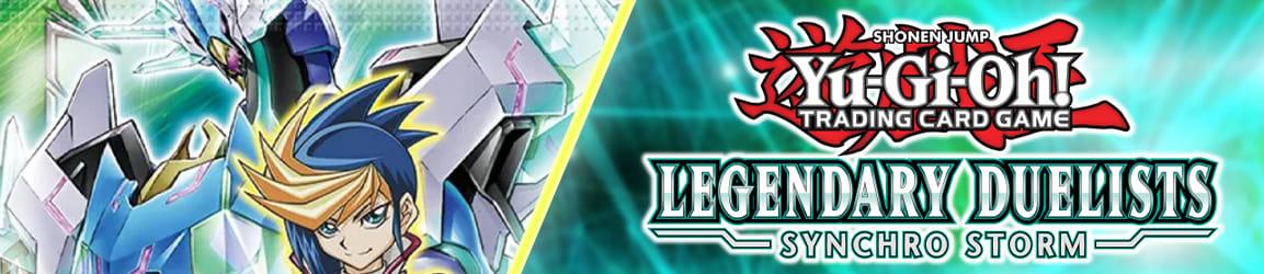 Yu-Gi-Oh! - Legendary Duelists: Synchro Storm