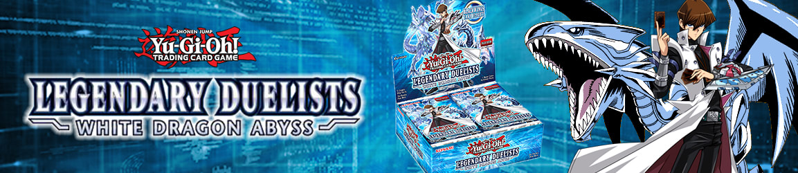 Yu-Gi-Oh! - Legendary Duelists: White Dragon Abyss