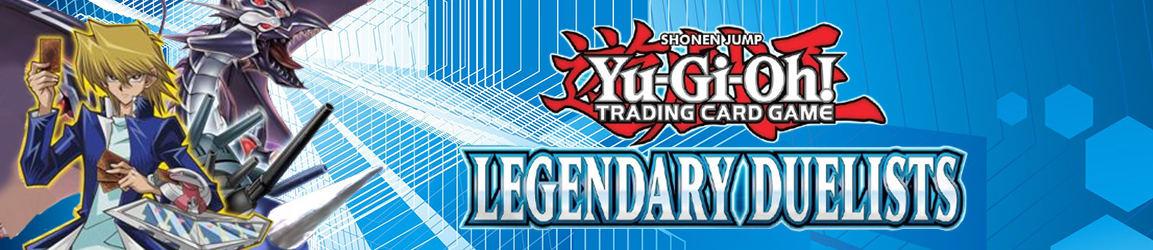 Yu-Gi-Oh! - Legendary Duelists