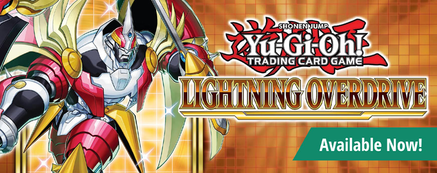 Yu-Gi-Oh Lightning Overdrive available now!