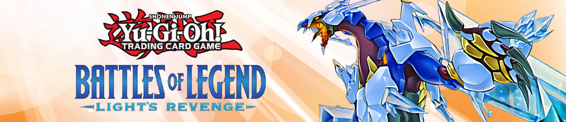 Yu-Gi-Oh! - Battles of Legend -Light's Revenge-