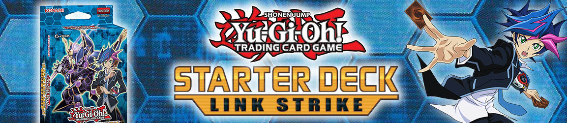 Yugioh - Starter Deck Link Strike