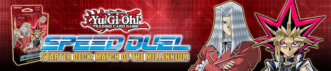 Yu-Gi-Oh! - Starter Deck: Speed Duel Match of the Millennium