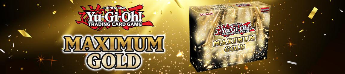 Yu-Gi-Oh! - Maximum Gold