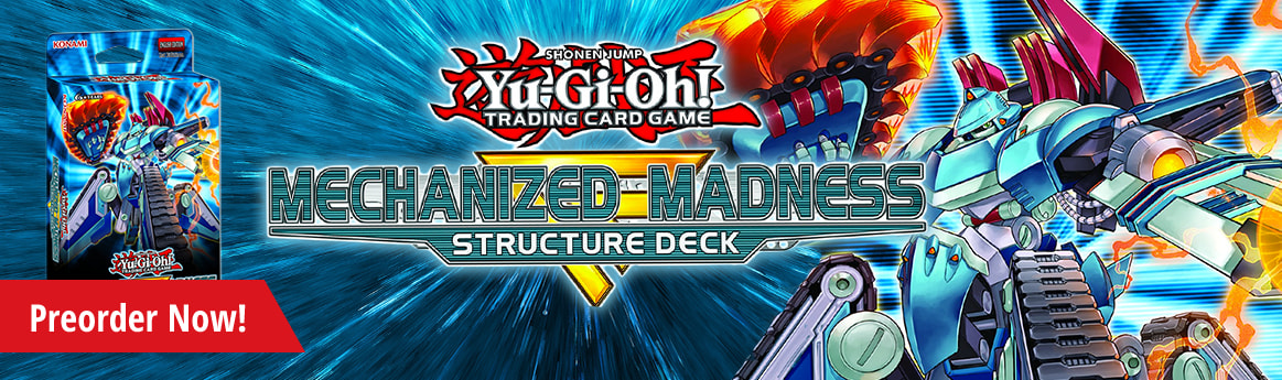 Preorder Mechanized Madness Today!