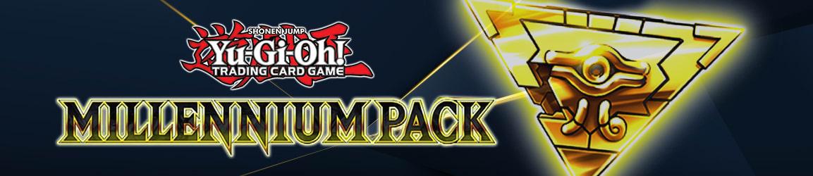 Yugioh - Millennium Pack
