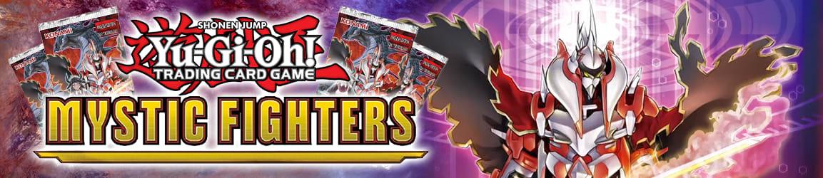Yu-Gi-Oh! - Mystic Fighters
