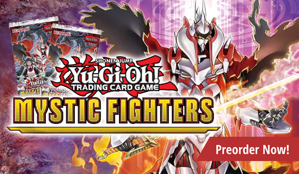 Mystic Fighters Preorder Now