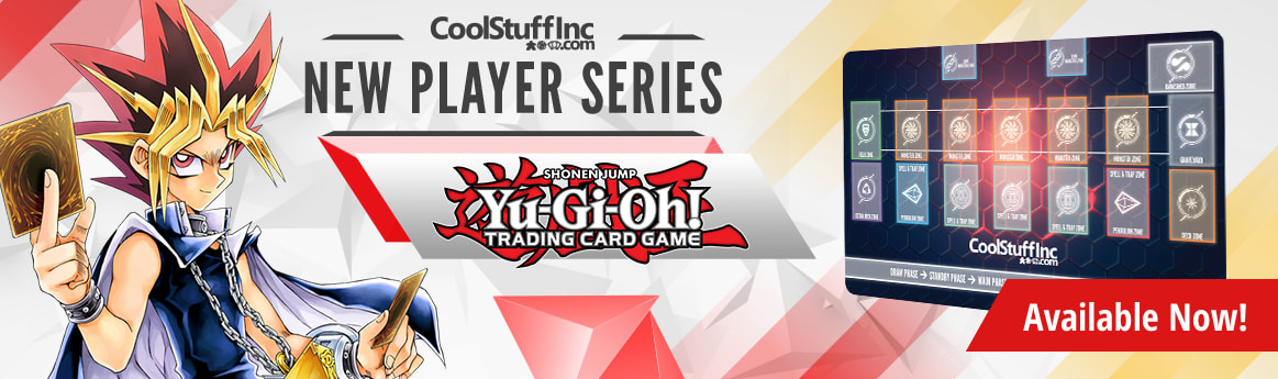 Exclusive New Player Series products available now!