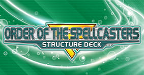 Yu-Gi-Oh! - Order of the Spellcasters