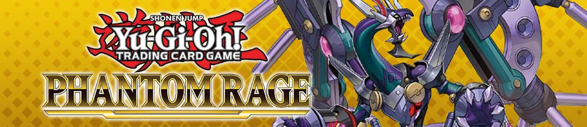 Yu-Gi-Oh! - Phantom Rage