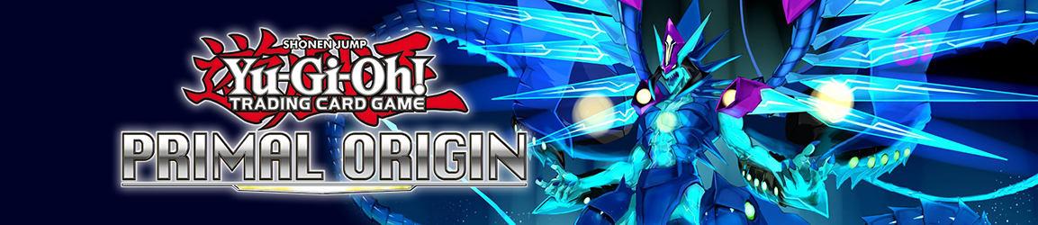 Yu-Gi-Oh! - Primal Origin