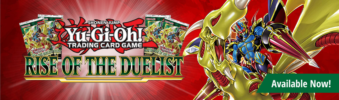 Rise of the Duelist available now!