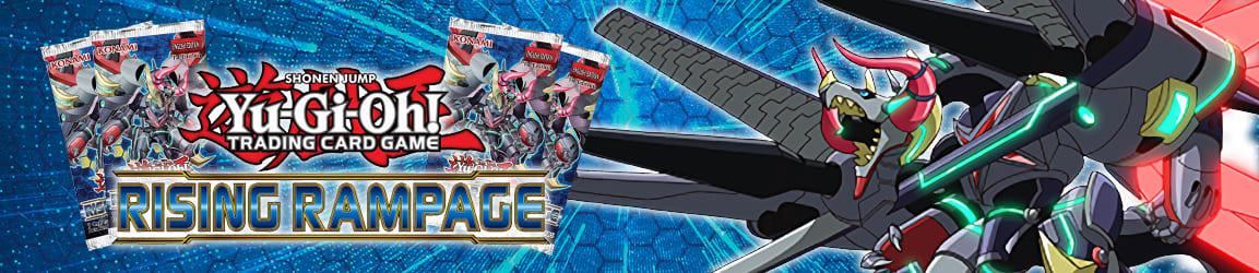 Yu-Gi-Oh! - Rising Rampage