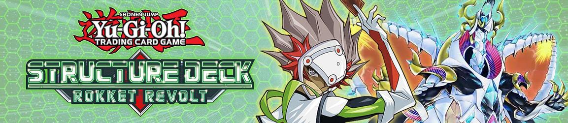 Yu-Gi-Oh! - Structure Deck: Rokket Revolt