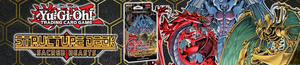 Yu-Gi-Oh! - Structure Deck: Sacred Beasts