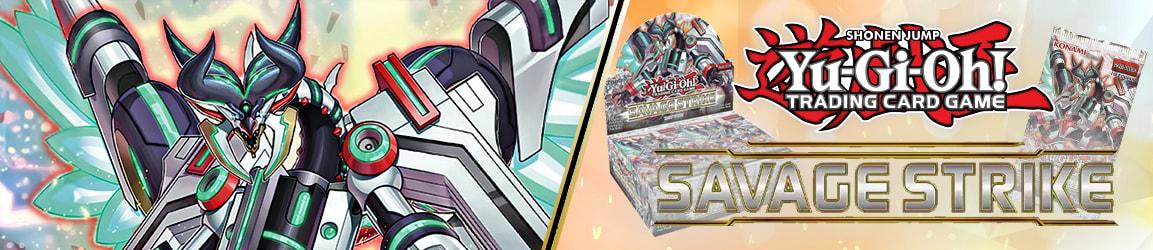 Yu-Gi-Oh! - Savage Strike
