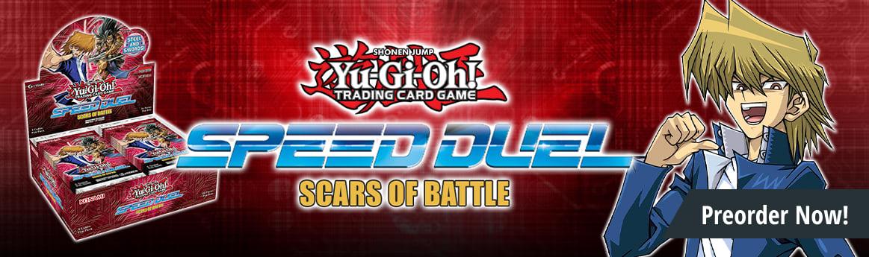 Speed Duel: Scars of Battle