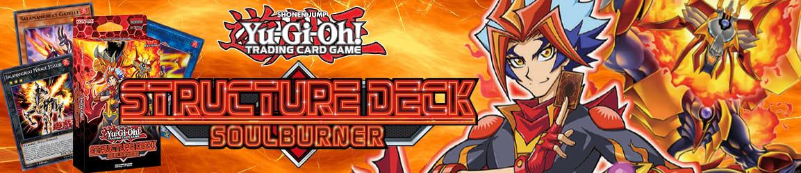 Yu-Gi-Oh! - Starter Deck: Soulburner